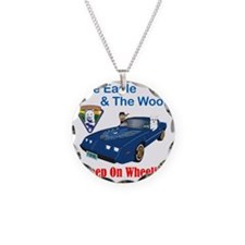EagleWoof2 Necklace