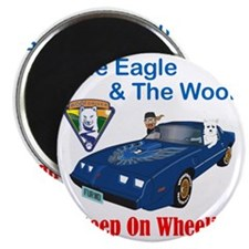EagleWoof2 Magnet