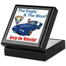 EagleWoof2 Keepsake Box