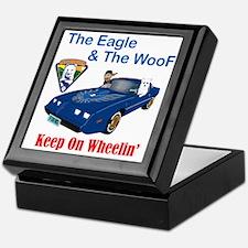 EagleWoof2 Keepsake Box