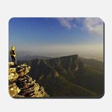 View from Mount William (1167m), Grampia Mousepad