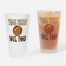 SoulFood Drinking Glass