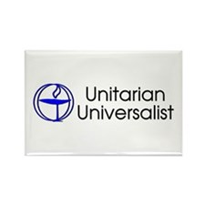 Unitarian Universalist Rectangle Magnet (10 pack)