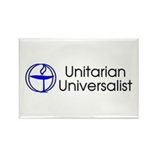 Unitarian Universalist Rectangle Magnet