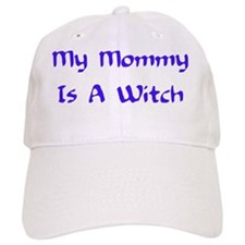 mommywitch Baseball Cap