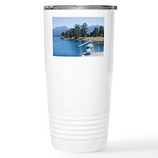 New Zealand - aerialu, Fiordlan Travel Mug