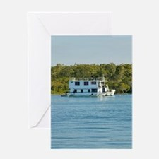 Noosa. Along the Noosa River / Morni Greeting Card