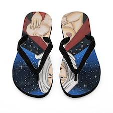 matercoeligood Flip Flops