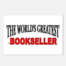 """""""The World's Greatest Bookseller"""" Postcards (Packa"""