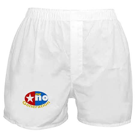 ño Generation Boxer Shorts