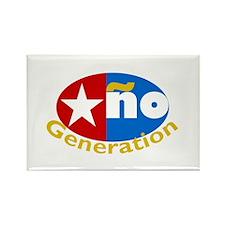 ño Generation Rectangle Magnet