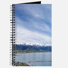 Kaikoura Township and Seaward Kaikoura Ran Journal