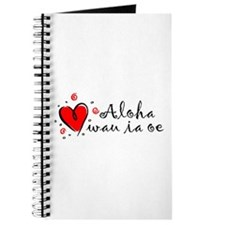 """I Love You"" [Hawaiian] Journal"