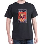 Obey the Yellow LAB! USA Dark T-Shirt