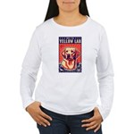 Obey the Yellow LAB! Women's Long Sleeve T