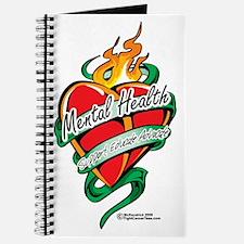 Mental-Health-Tattoo-Heart Journal