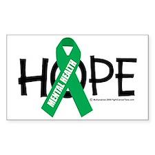 Mental-Health-Hope Decal