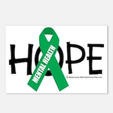 Mental-Health-Hope Postcards (Package of 8)