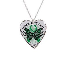 Mental-Health-Butterfly-Triba Necklace