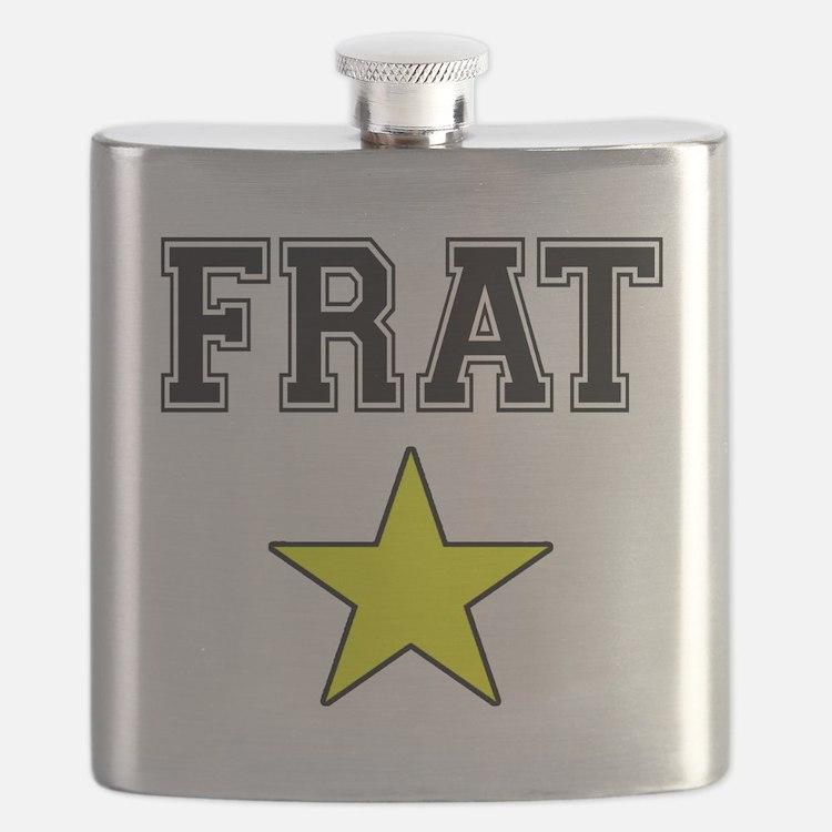 Frat Star Flask