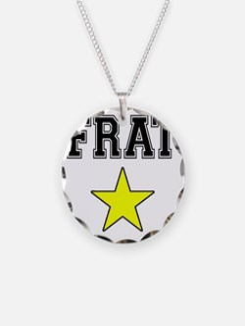 Frat Star Necklace