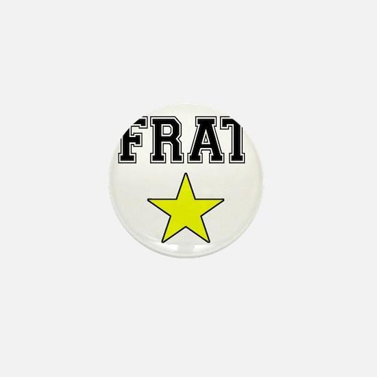 Frat Star Mini Button