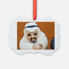 Dubai couple, Dubai, United Arab  Ornament