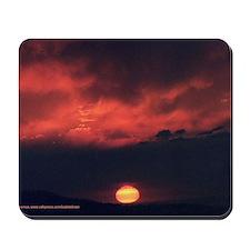Burn dawn gc Mousepad