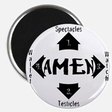 Spectacles Magnet