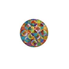 abcd Mini Button