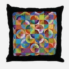 abcd Throw Pillow