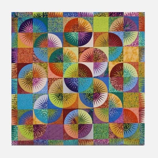 abcd Tile Coaster