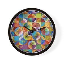 abcd Wall Clock