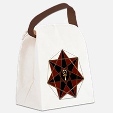 Elven Star Canvas Lunch Bag