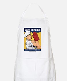 BettyBaker_BlackShirt Apron