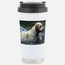 Labradoodle note Stainless Steel Travel Mug