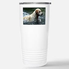 Labradoodle note Travel Mug