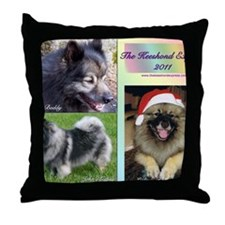 Cover #2 Throw Pillow