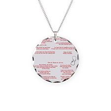greysquoteswh Necklace