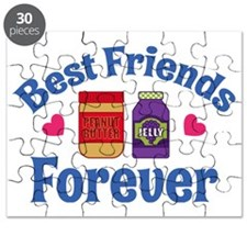 Peanut Butter Jelly BFF Puzzle