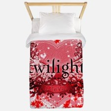 twilight red heart christmas stocking c Twin Duvet