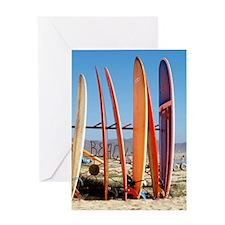 Cerritos Beach Greeting Card