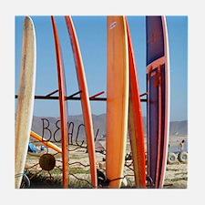 Cerritos Beach Tile Coaster