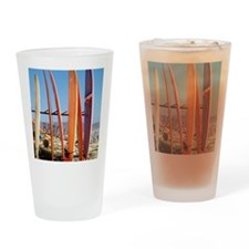 Cerritos Beach Drinking Glass