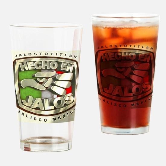 HechoEnJalos Drinking Glass