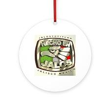 HechoEnJalos Round Ornament