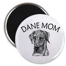 Merle UC Dane Mom Magnet