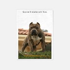 5minutes_vick_4600x7000-lg-poster 5'x7'Area Rug