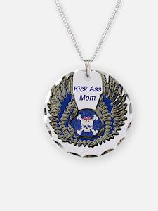 Kick Ass Mom copy Necklace