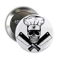 """Chef_Skull_HCBW 2.25"""" Button"""